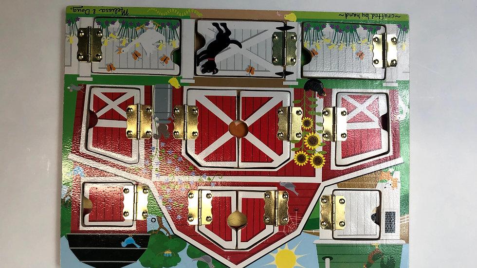 Melissa & Doug Barn Puzzle