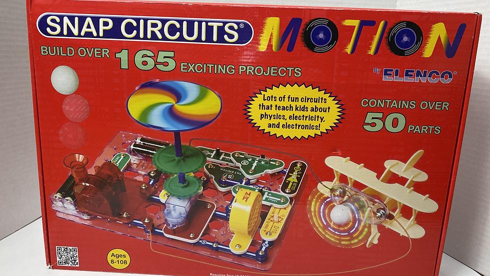 Snap Circuits–Motion