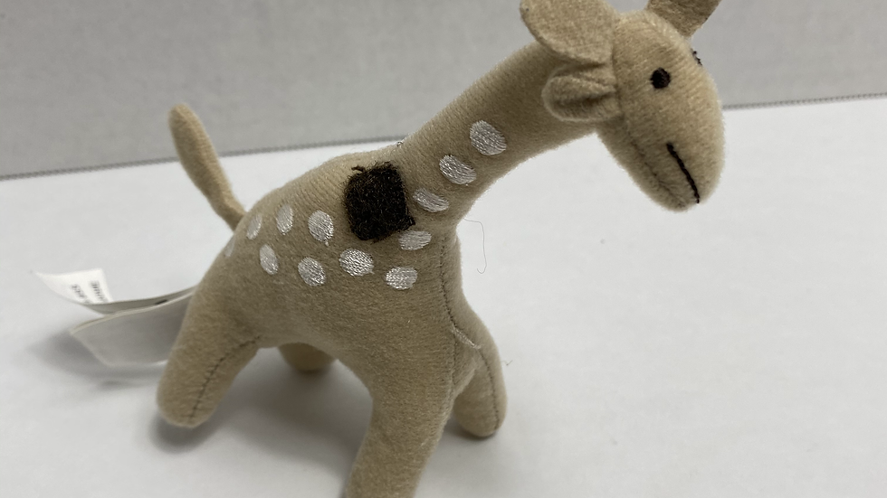 Small Stuffed Giraffe