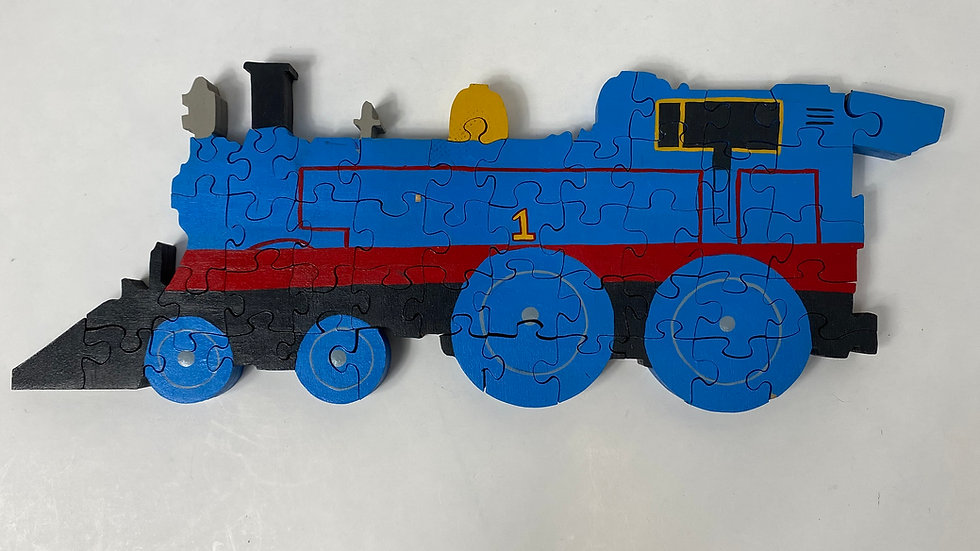 Thomas the Tank Engine Wooden Puzzle