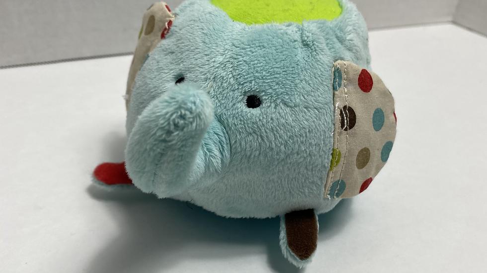 Stuffed Elephant Head