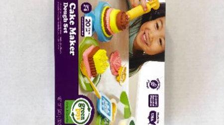 Cake Maker Dough Set