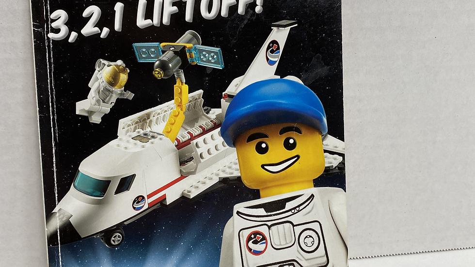 Lego City: 3,2,1 Liftoff!
