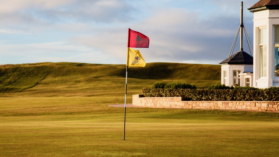 Elie - 18th Green