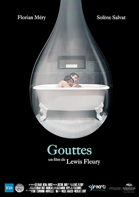 Poster Gouttes