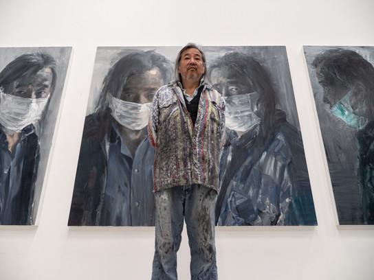 Yan Pei Ming