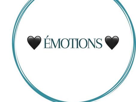 EMOTIONS : Accueillez-les plutôt que de les laisser vous submerger.