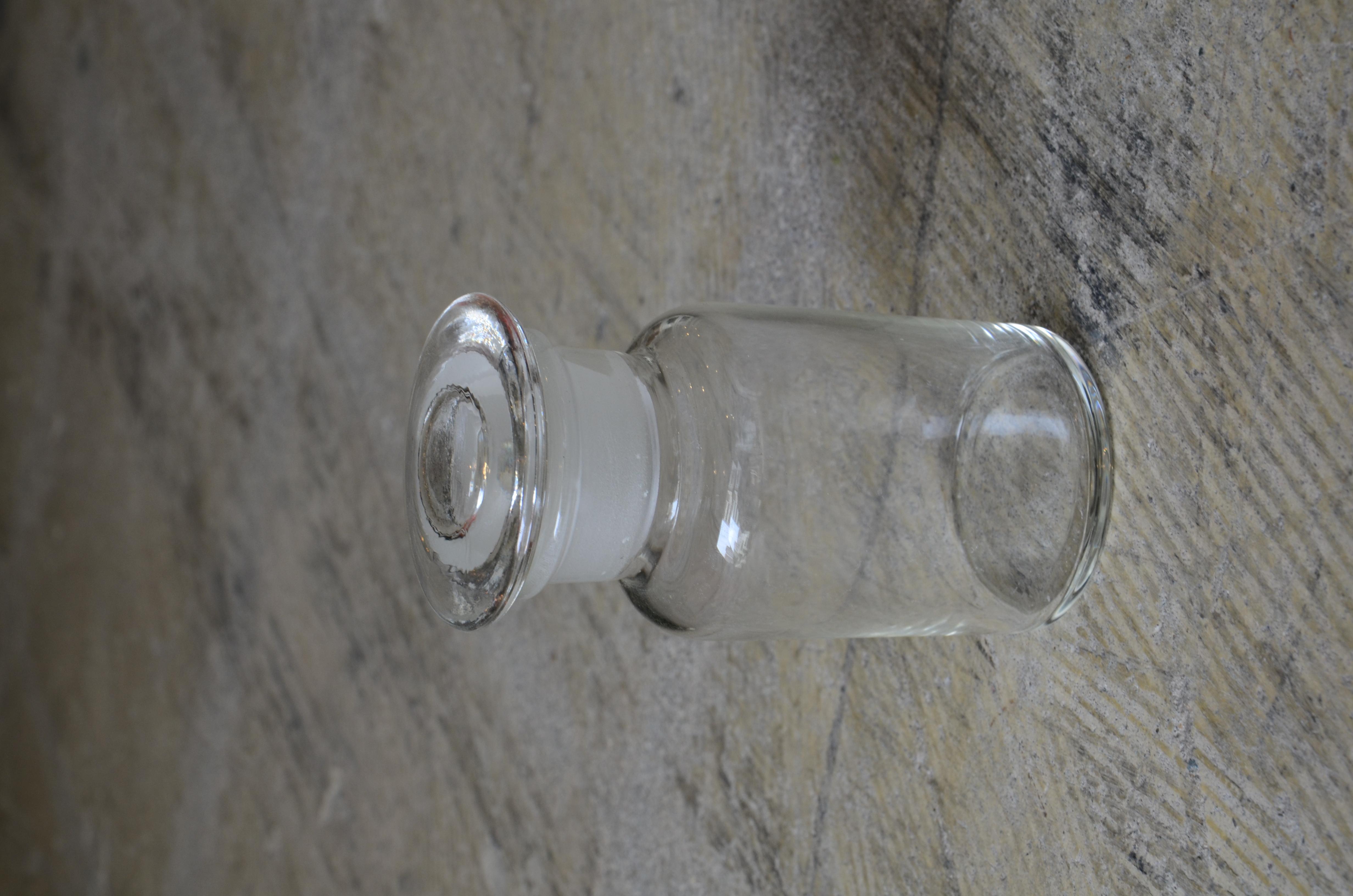 理化学用ガラス瓶