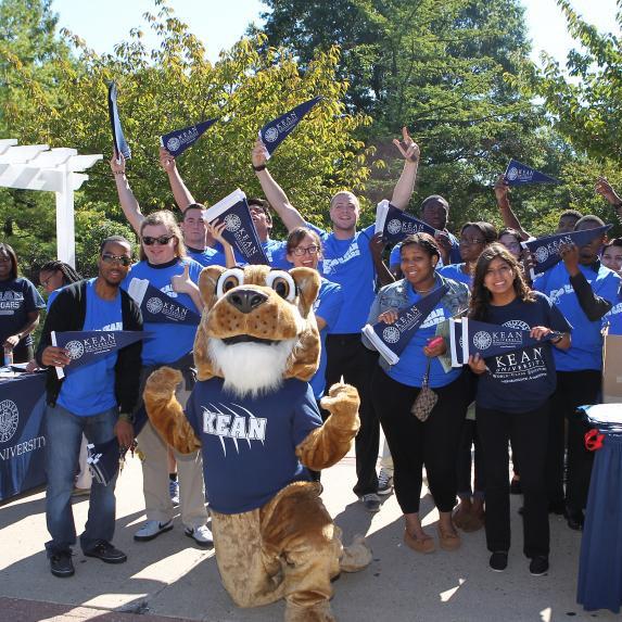 Visit to Kean University!