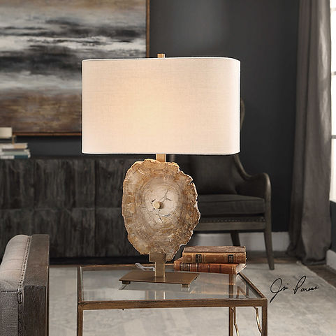 Triassic Table Lamp