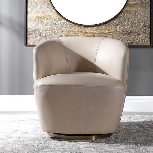 CAPSULE SWIVEL CHAIR