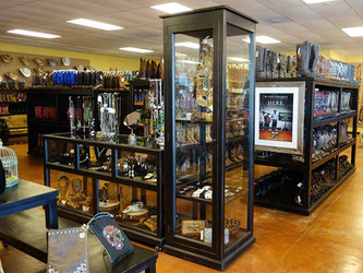 Tall Display Cabinets