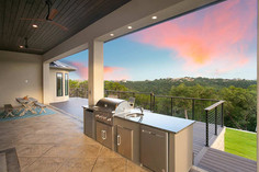 Patio and Extensive Views