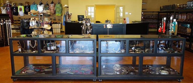 Jewelry Showcase Cabinets