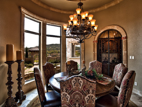 Hill Country Dining Room