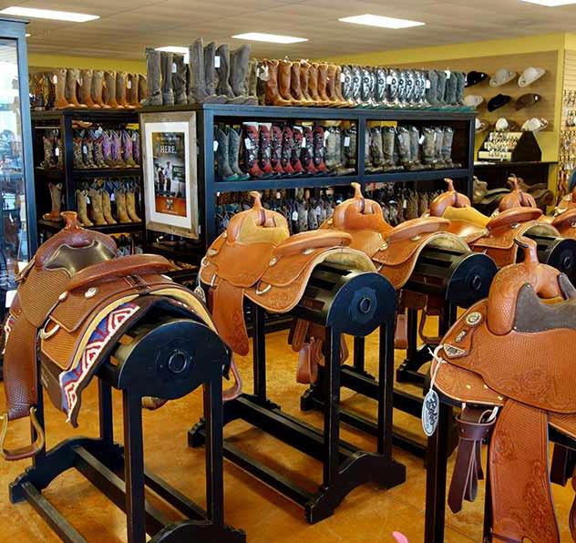 Saddle Racks