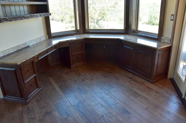 Custom Design Hand Crafted Cabinets