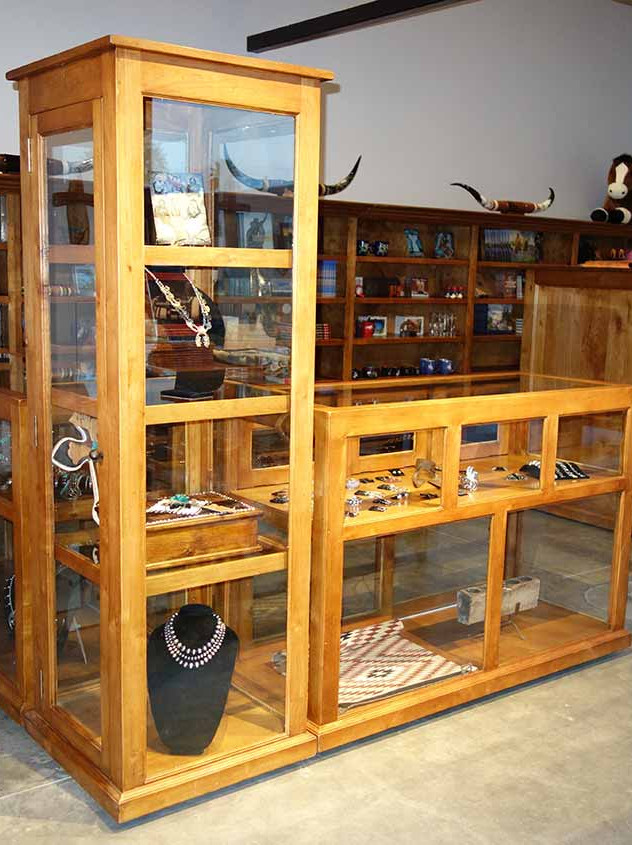 Ranch Rack Tall Rolling Displays