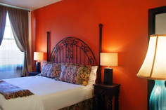 THe Patio Bedroom