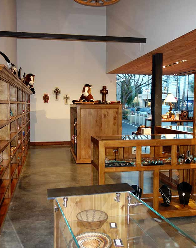Ranch Rack Display Cabinets and Showcases