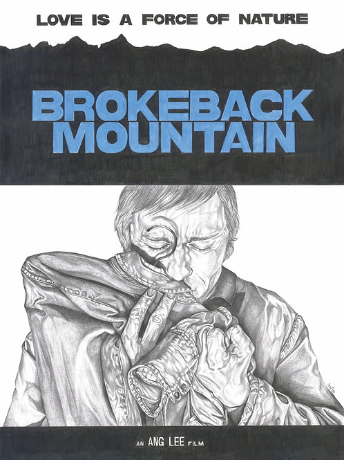 Brokeback Mountain PRINT