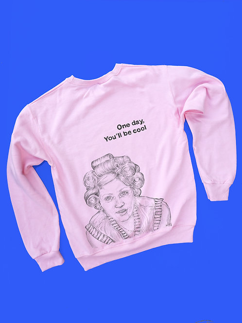 Almost Famous COLORED sweatshirt