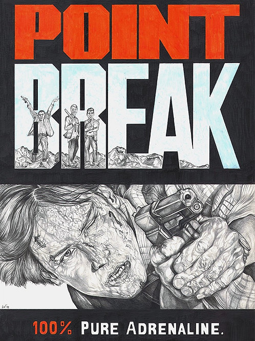 Point Break PRINT