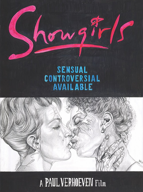 Showgirls PRINT
