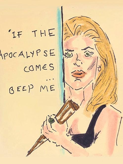 Buffy PRINT