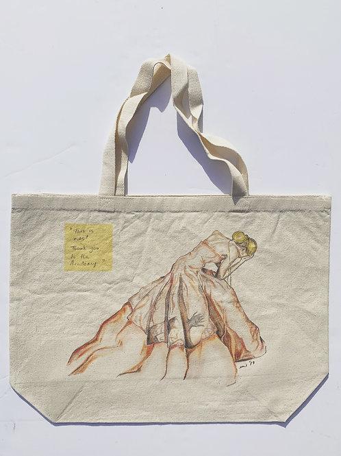 J-Law Tote Bag