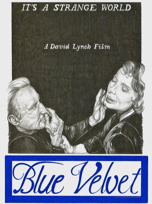 Blue Velvet PRINT