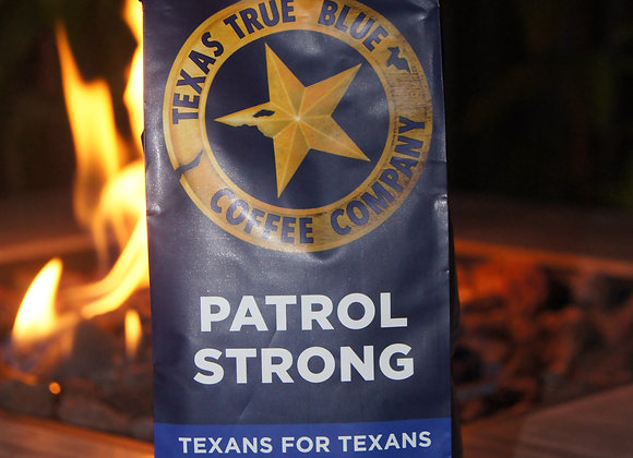 Patrol Strong- Medium Dark Roast