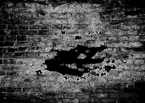 Grunge Bricks Transparent
