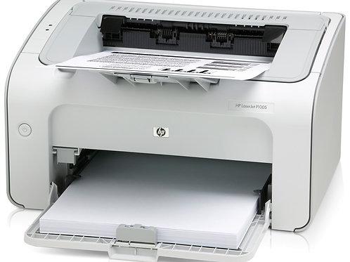 Б.У. Принтер HP Lj1005