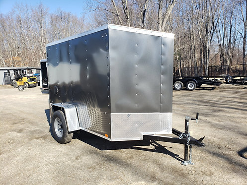 5x8 vnose cargo express enclosed trailer
