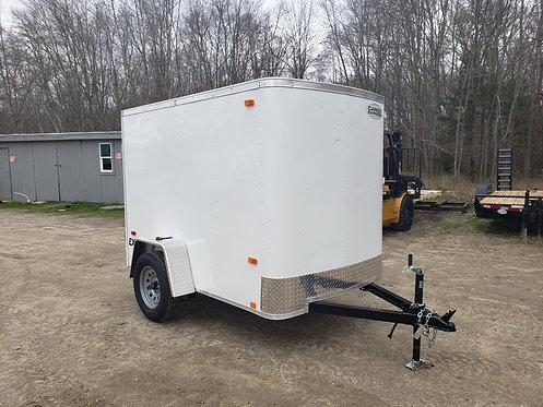 5x8 cargo express enclosed trailer