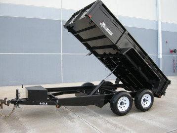 DT612LP-LE-10 Dump Trailer Dump Trailers | LE Series