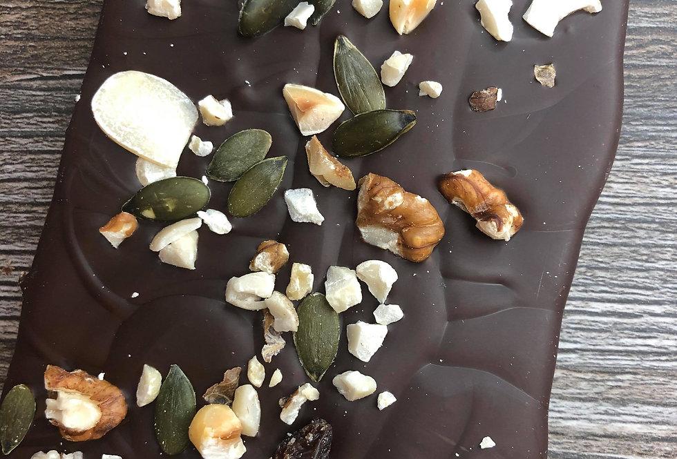 Chocolate Bar - Fruit & Nut