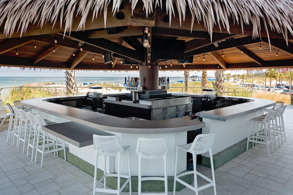Sand Bar, Clearwater Beach