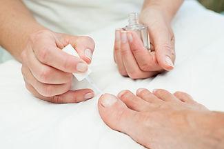 Pedicure, Nails,