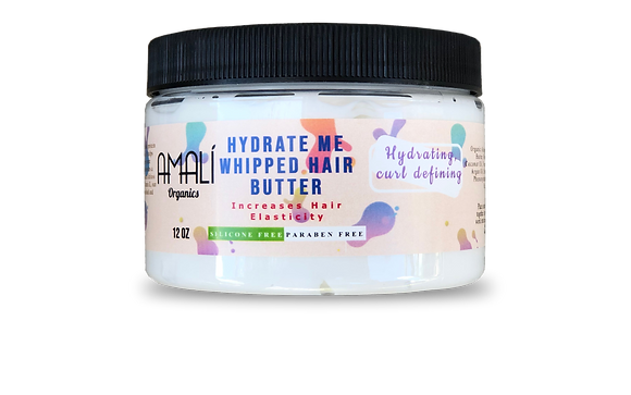 Hydrate Me Whipped Hair Butter