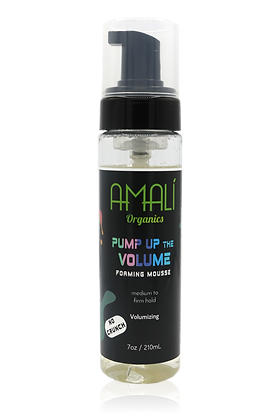 Pump Up The Volume Foaming Mousse