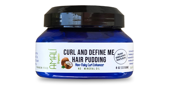 Curl & Define Me Hair Pudding
