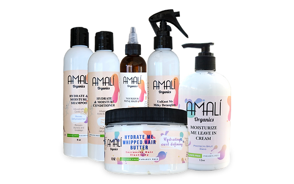 Hydrate & Moisture Bundle Collection