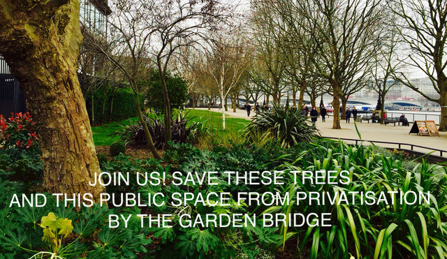 SAVE THE DATE! MONDAY 16TH MAY - THAMES CENTRAL OPEN SPACES PUBLIC MEETING