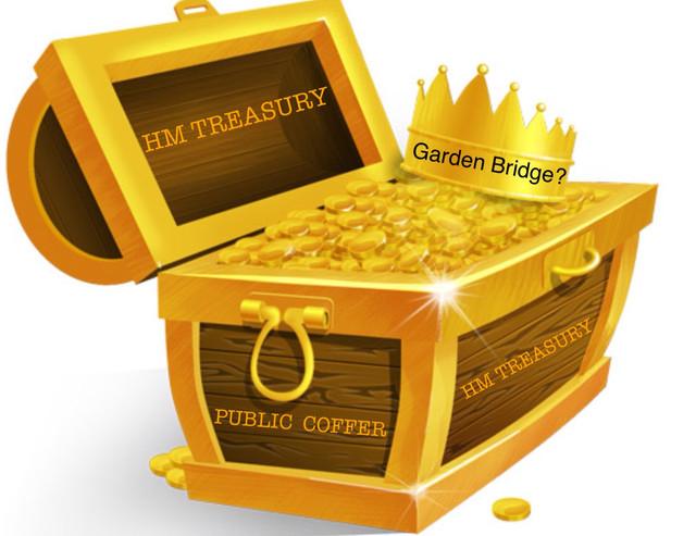 Public Accounts Committee chair criticizes Treasury's Garden Bridge involvement
