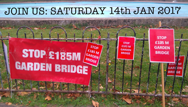 JOIN US: Saturday 14th January - Fabian Society event