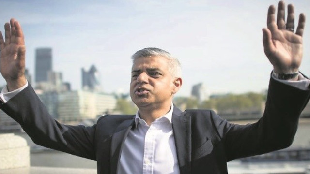 Sadiq Khan puts a freeze on Garden Bridge Temple Tube construction