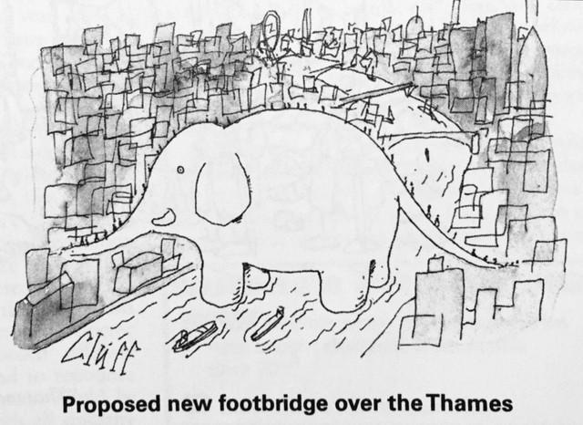 Act Now! Garden Bridge Debate in Parliament Wed 7th September