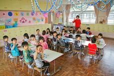 星ヶ峯幼稚園 保育室